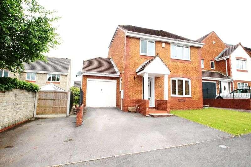 4 Bedrooms Detached House for sale in Mitchell Walk Bridgeyate Bristol