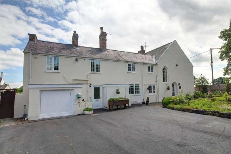 5 Bedrooms Detached House for sale in Hudworth Cottage, The Village, Castle Eden, TS27