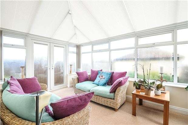4 Bedrooms Detached House for sale in Bloomfield Rise, Paulton, BRISTOL, BS39 7TF