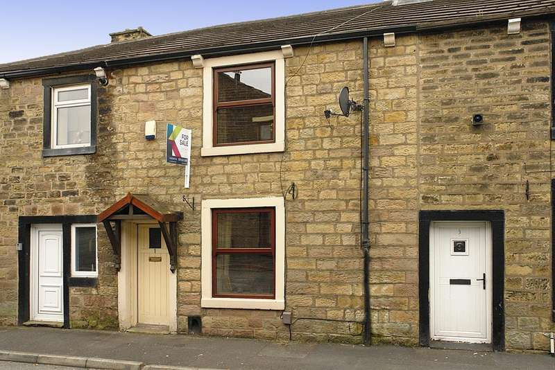 2 Bedrooms Cottage House for sale in 1 Top Street, Greenacres, Oldham