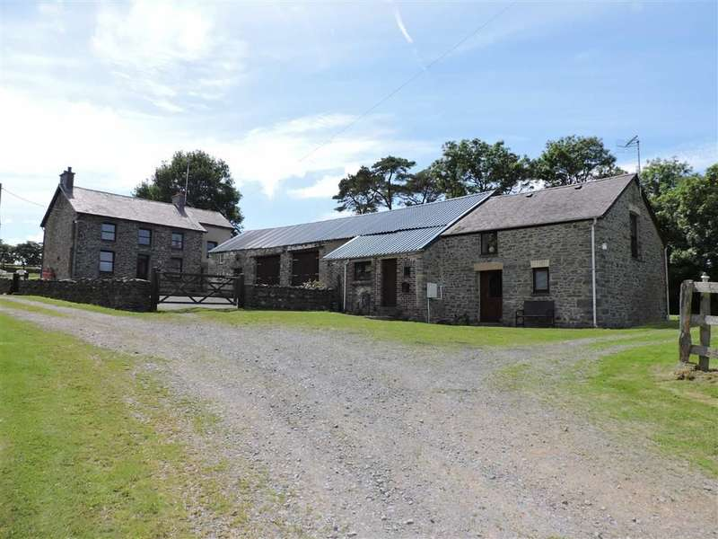 4 Bedrooms Property for sale in Lampeter, Felinfach