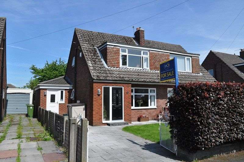 3 Bedrooms Semi Detached House for sale in Ashleigh Road, Maghull