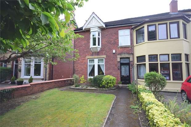 4 Bedrooms Semi Detached House for sale in 112 St Annes Road East, Lytham St Annes