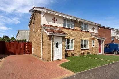 2 Bedrooms House for sale in Battles Burn Drive, Tollcross, Glasgow