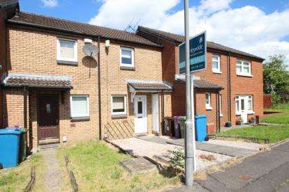 2 Bedrooms Terraced House for sale in Harburn Place, Summerston, Glasgow