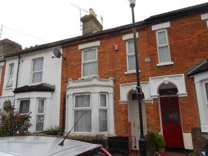 3 Bedrooms Terraced House for sale in Trinity Road, Bedford, Bedfordshire