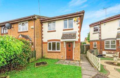 3 Bedrooms End Of Terrace House for sale in The Magpies, Luton, Bedfordshire
