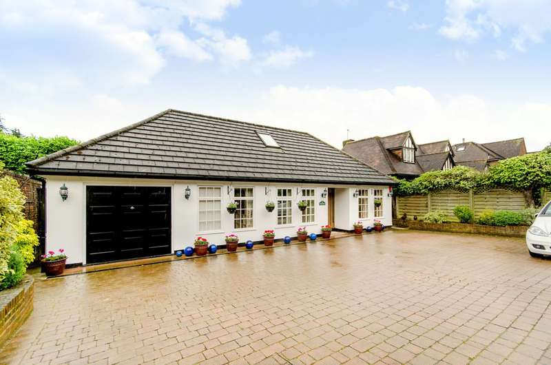 5 Bedrooms House for sale in Bush Hill, Enfield, N21