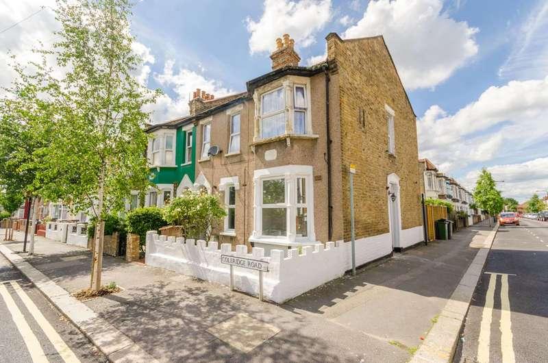 3 Bedrooms Flat for sale in Coleridge Road, Walthamstow, E17
