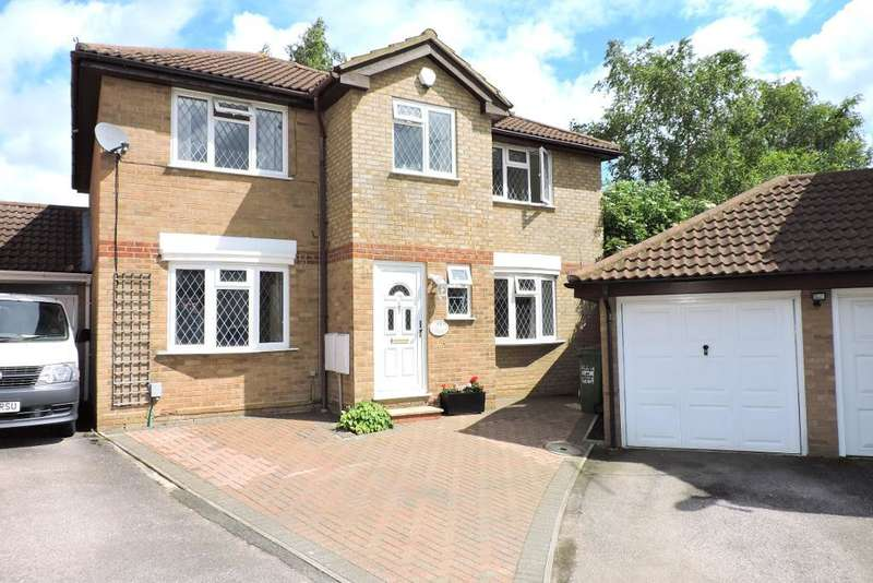 4 Bedrooms Detached House for sale in Tylers Mead, Luton, Bedfordshire, LU2 7XY