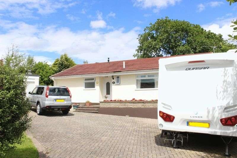 3 Bedrooms Detached Bungalow for sale in Sunnybanks, Hatt, Saltash