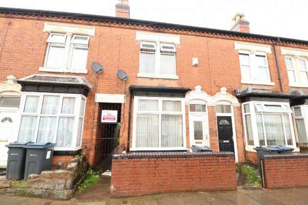 3 Bedrooms Terraced House for sale in Uplands Road, Handsworth, B21