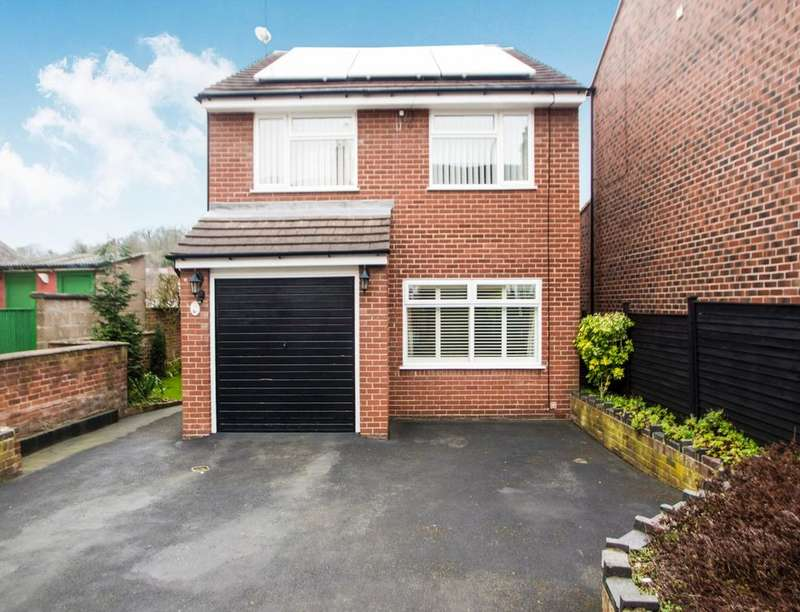 3 Bedrooms Detached House for sale in Brizlincote Street, Burton-On-Trent, DE15