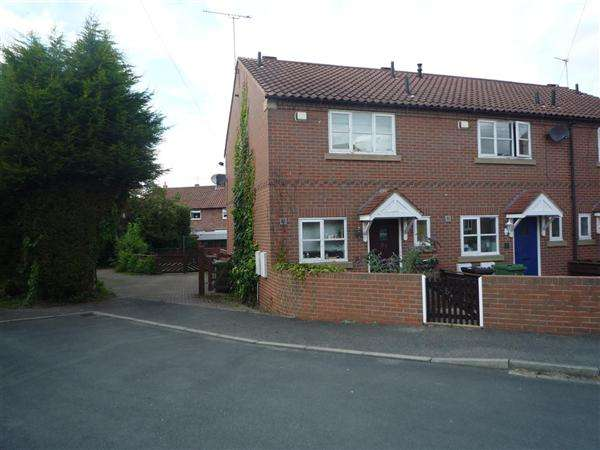 2 Bedrooms End Of Terrace House for sale in Low Way, Clifford