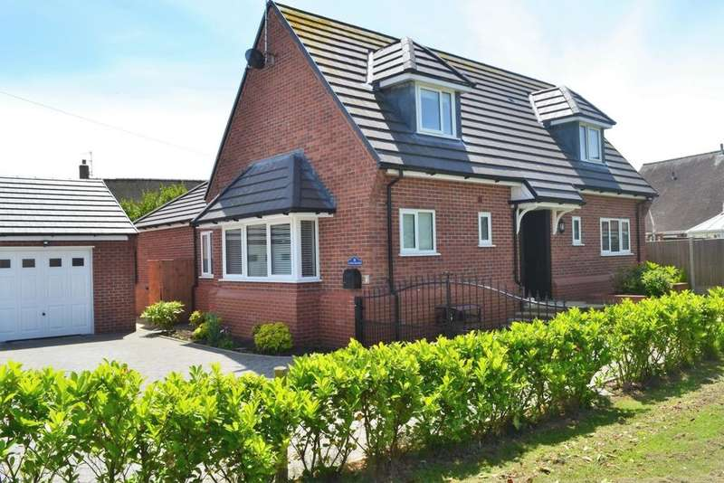 4 Bedrooms Detached House for sale in Meadows Avenue, Thornton-Cleveleys, FY5