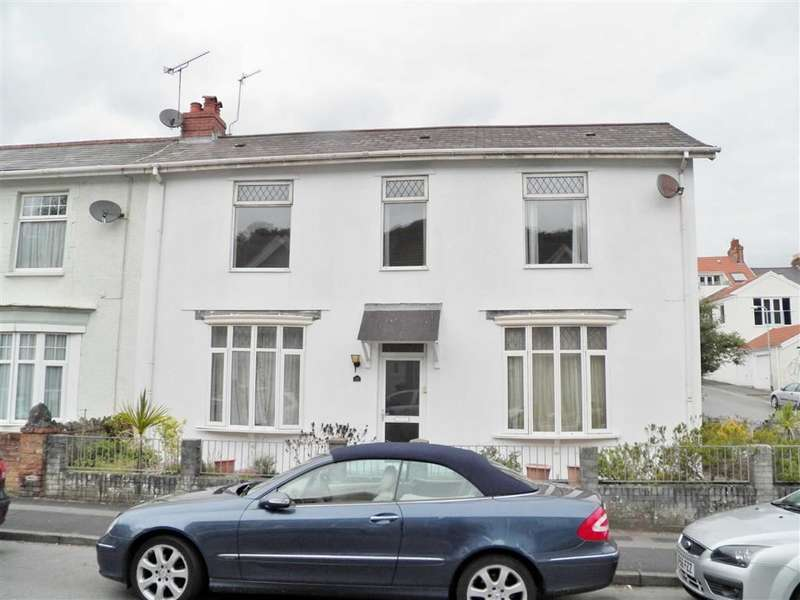 2 Bedrooms Flat for sale in Queens Road, Mumbles