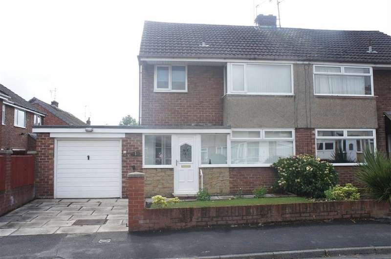 3 Bedrooms Property for sale in Westover Road, Maghull, Merseyside