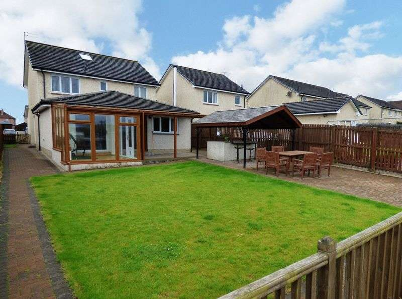 6 Bedrooms Detached House for sale in 6 Bed Detached Eco-Friendly Property, 19 Carmuir, Forth