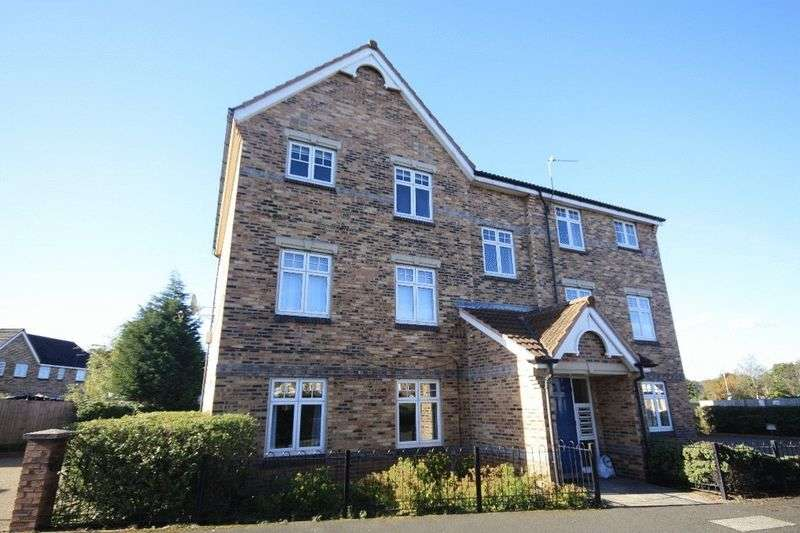2 Bedrooms Flat for sale in Rowan Court, Spennymoor