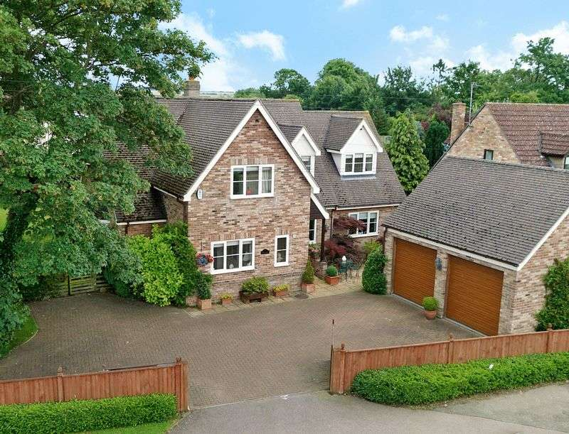 4 Bedrooms Detached House for sale in Offord D'Arcy, Cambridgeshire