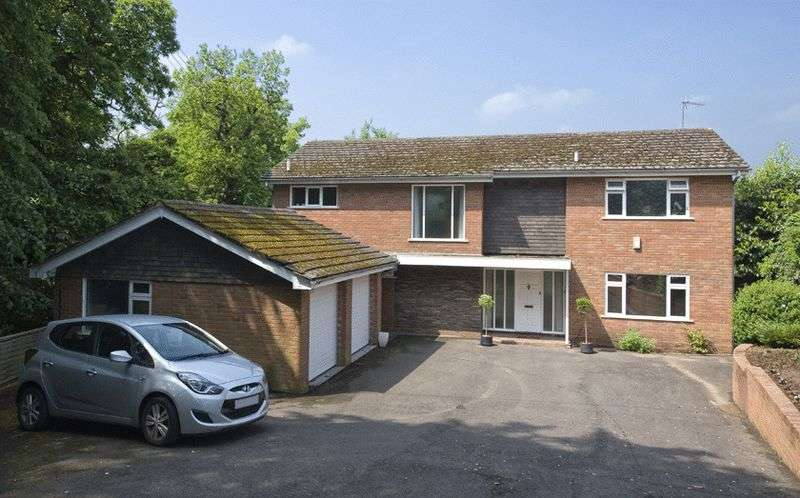 4 Bedrooms Detached House for sale in 'West Point House' Dunsley Drive, Kinver