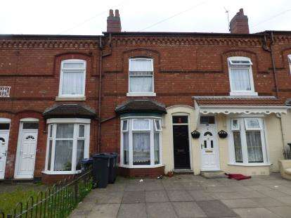 3 Bedrooms Terraced House for sale in The Firs, Fallows Road, Birmingham, West Midlands