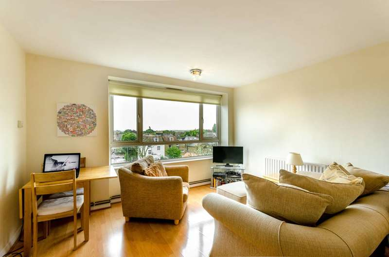 1 Bedroom Flat for sale in Clifford Court, Magdalen Estate, SW18