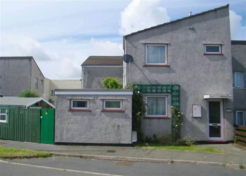 3 Bedrooms Property for sale in Willow End, Mount Estate, Milford Haven