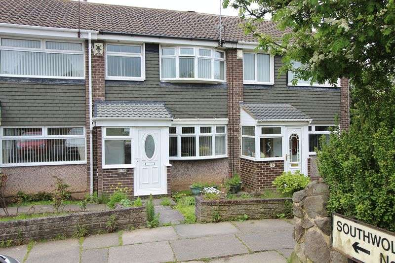 3 Bedrooms Terraced House for sale in Southwold Gardens, Silksworth, Sunderland