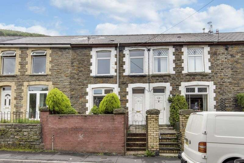 3 Bedrooms Terraced House for sale in North Road, Newport