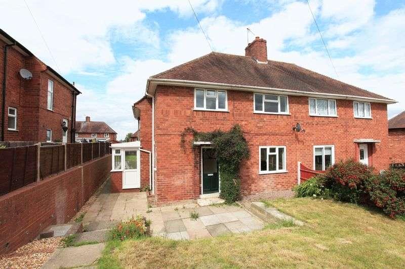 4 Bedrooms Semi Detached House for sale in Birch Meadow, Broseley