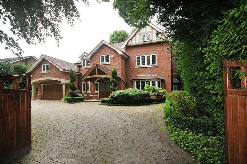 7 Bedrooms Detached House for sale in Hilltop Drive, Hale