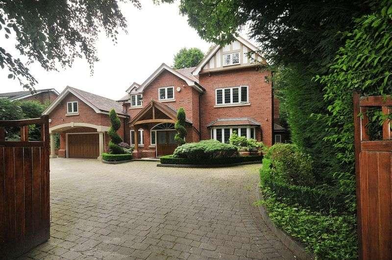 7 Bedrooms Detached House for sale in Hilltop Drive, Hale