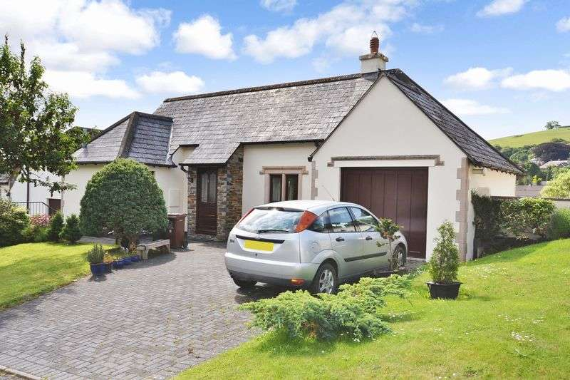 3 Bedrooms Detached House for sale in TOTNES
