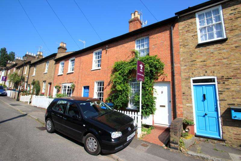 2 Bedrooms House for sale in Harrow On The Hill