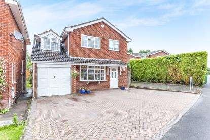 3 Bedrooms Detached House for sale in Waterlaide Road, Hartlebury, Kidderminster, Worcestershire