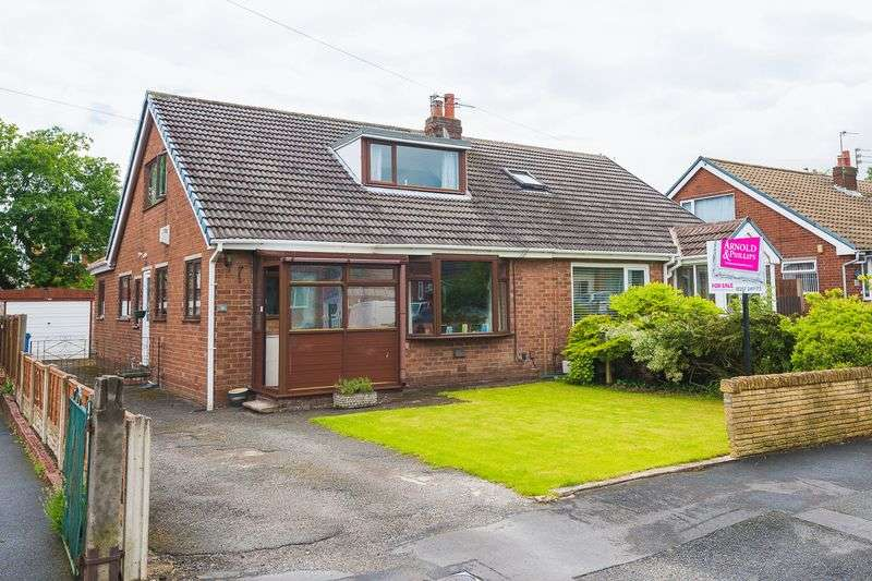 4 Bedrooms Semi Detached House for sale in Princess Way, Euxton