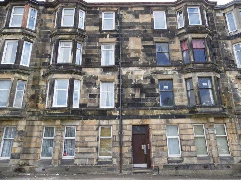 1 Bedroom Flat for sale in Walker Street, Paisley