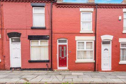 2 Bedrooms Terraced House for sale in Colville Street, Liverpool, Merseyside, Uk, L15