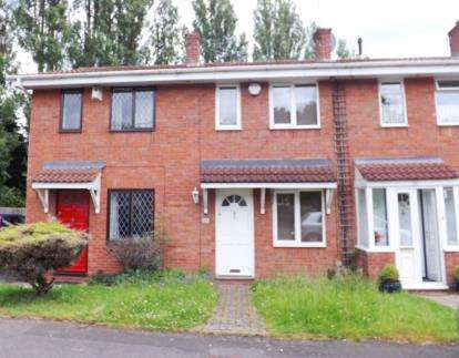 2 Bedrooms Terraced House for sale in Raddlebarn Farm Drive, Birmingham, West Midlands