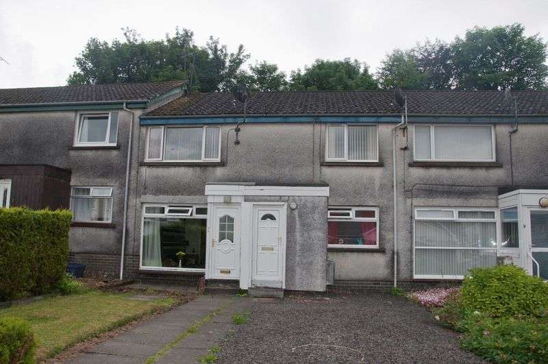 2 Bedrooms Flat for sale in Woodside Road, Tullibody