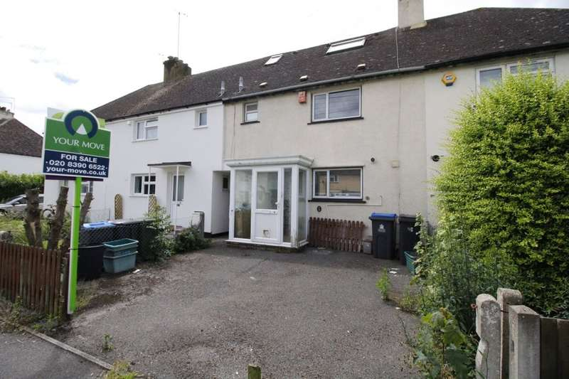 3 Bedrooms Property for sale in Fullers Avenue, Surbiton, KT6