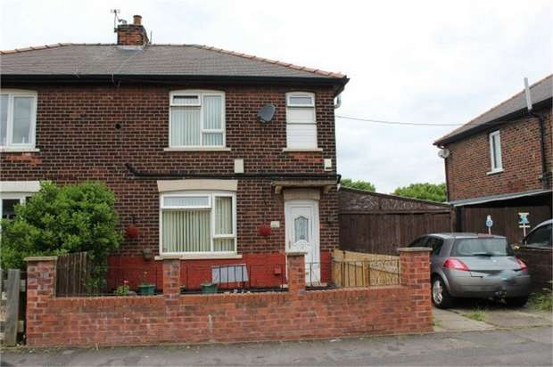 3 Bedrooms Semi Detached House for sale in Hempdyke Road, Scunthorpe, Lincolnshire