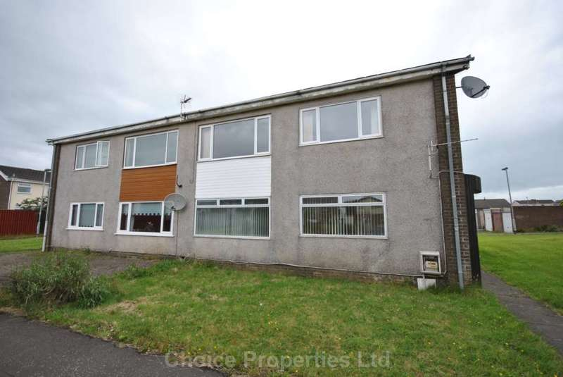 2 Bedrooms Flat for sale in Glenbervie Drive, Kilwinning, KA13 6QH
