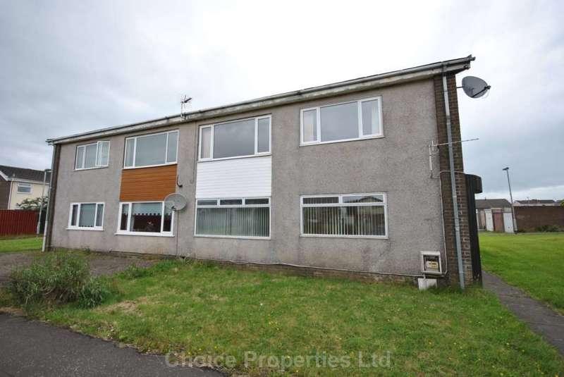 2 Bedrooms Flat for sale in Glenbervie Drive, Kilwinning, KA13 6QH
