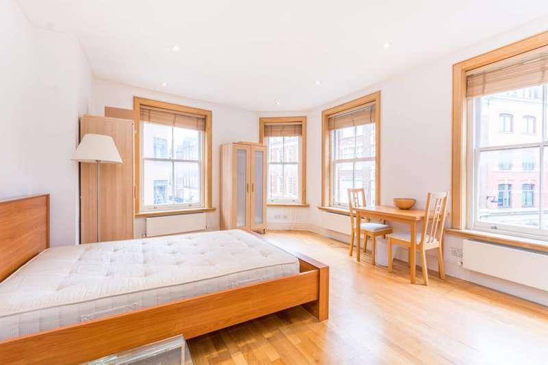 Studio Flat for sale in Bulstrode Street, Marylebone, W1U