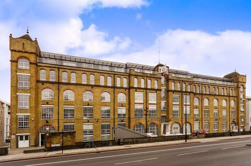 1 Bedroom Flat for sale in The Printworks, Stockwell, SW9
