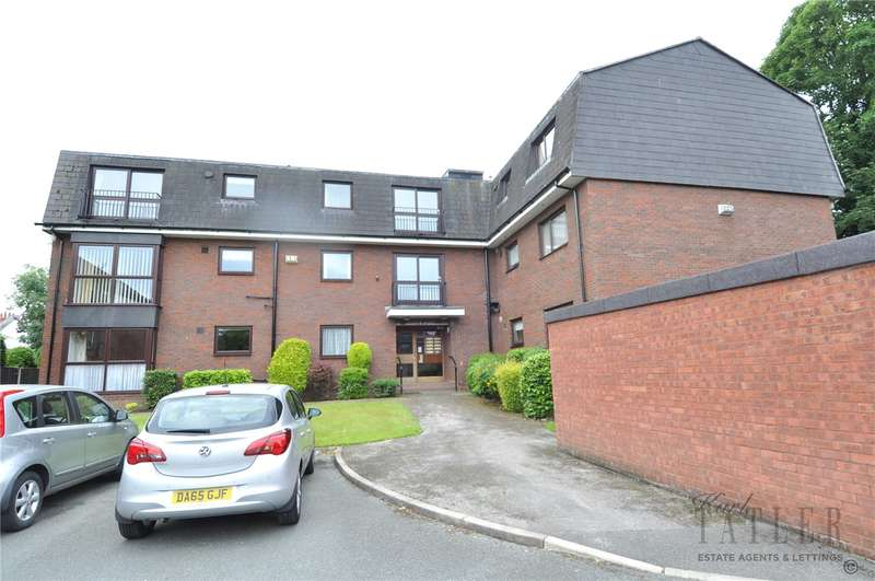 2 Bedrooms Flat for sale in Aughton Court, Church Road, Upton