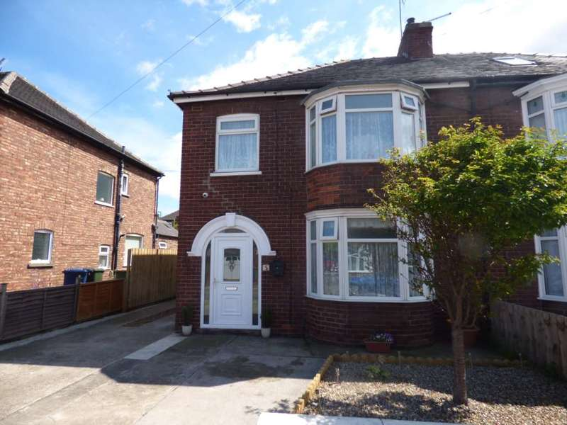 3 Bedrooms Semi Detached House for sale in Priory Grove, Redcar