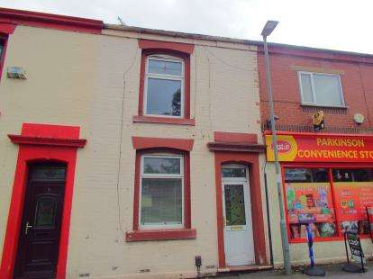 2 Bedrooms Terraced House for sale in Parkinson St, Mill Hill, Blackburn, Lancashire, BB2